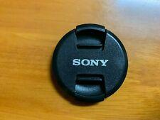 USA 72mm Snap On Lens Cap for SONY E-MOUNT NEX 72mm Filter Size Lenses