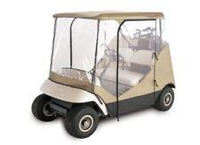 2 Person Fairway Travel 4-Side Golf Cart Enclosure For Club Car Yamaha EZGO