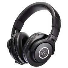 Audio-Technica ATH-M40X Professional Monitoring Studio Headphones