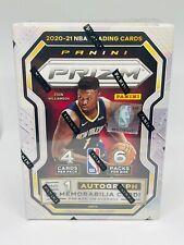 2020-21 Panini Prizm NBA Basketball Blaster Box Brand New Factory Sealed
