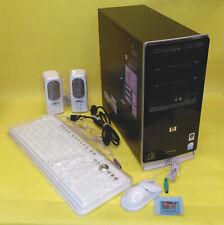 Hp Pavilion a6600f Intel Pentium Dual Core E2200 2.2Ghz 3Gb Ram 320Gb Hdd Linux