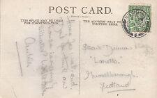Genealogy Postcard - Family History - Duncan - Musselborough - Scotland U2231
