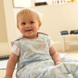 Grobag baby sleeping bag 6 - 18 or 18 - 36 months 2.5 tog Little Trikes