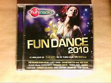 CD / FUN RADIO / FUNDANCE 2010 / NEUF SOUS CELLO