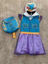 Nickelodeon Girls Everest Costume Size S 4-6