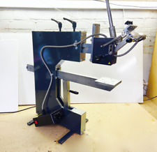 More details for hot foil machine by metallic elephant , ksf series two, with brass type