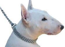 "Sprenger collar acero cromo-plateado 3 filas - 22""/55cm"