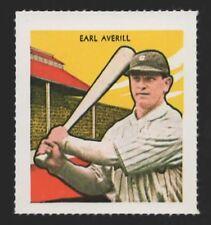 1977 DOVER REPRINT – 1933 TATTOO ORBIT #3 EARL AVERILL – NM-MT (8)