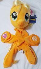 BUILD A BEAR My Little Pony APPLEJACK Orange Plush UNSTUFFED New BABW MLP