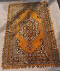Beautiful Antique Oriental Rug, 82in X 51in, Estate Sale Find