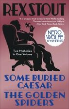 Some Buried Caesar/The Golden Spiders (Nero Wolfe)