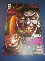 Batman Three Jokers #1 Joker Fish Variant NM Gem Wow Hot Title Just Released