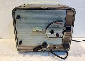 KODAK Brownie 500 8mm Film Projector - Being Sold AS IS PARTS OR REPAIR!