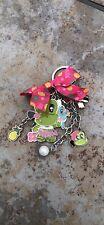 Mika Senior Frogs Keychain Euc Cancun Mexico