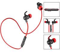 Bluetooth Headphones Sport Earbuds Headset Earphones for Apple iPad and iPod