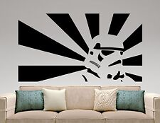 Stormtrooper Wall Decal Star Wars Vinyl Sticker Movie Art Bedroom Decor 10ewsx