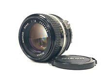 Nikon Nikkor 50mm f/1.4 Ai-S Manual Focus Lens for Nikon SLR Cameras - JS