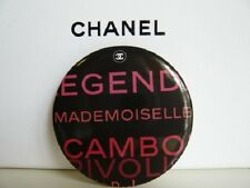"CHANEL ROUGE COCO BADGE / PIN "" MADEMOISELLE "" ~LIMITED EDITION~ #16"
