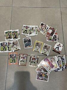 Huge Cincinnati Bengals Football Cards Lot. Inc Multiple Joe Burrows