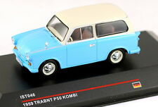 1/43 scale IST Models IST046 Trabant P50 Kombi 1959 MIB