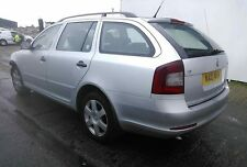 SKODA OCTAVIA 1Z ESTATE SILVER LA7W BXE ENGINE  - BREAKING PEDAL FOR SALE