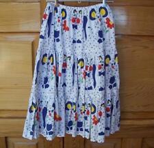 Unbranded Animal Print Knee-Length Skirts for Women