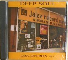 DEEP SOUL DISCOVERIES - CD - Vol. 2 - BRAND NEW