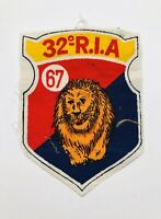 Vintage Rare 67th Battalion 32nd Infantry Regiment Vietnam Woven Patch