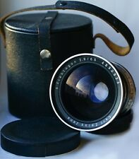 Rare! Carl Zeiss Jena Flektogon f/2.8 65mm Wide Angle Lens for Pentacon Six 6x6