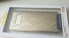 Official Genuine Samsung Galaxy S8 Incipio DESIGN series Case Cover Gold Prism