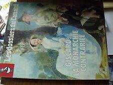µ? Revue Les dossiers du canard n°1 Giscard La monarchie contrariée