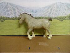 Breyer Dapple Gray Clydesdale Stallion #80GR - LE Mail Order 1200