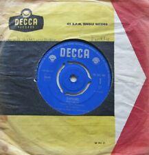 "THE FOURYO'S - STAPELDOL - VINYL 7""  - 45 RPM- MONO"