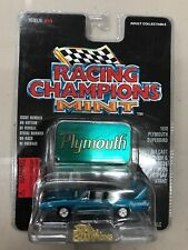 Racing Champions Mint 1970 Plymouth Fury Issue #59 1:68 Scale