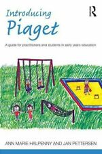 Introducing Piaget A guide for practitioners and students in ea... 9780415525275