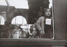 Werner Bischof Photo Print 30x21cm Budapest Ungarn 1947 Red Cross Rotes Kreuz SW