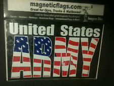 United States Army Magnet.  New.  Free Shipping