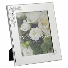 "Vera Wang BY Wedgwood Lace Bouquet 5""x7"" Photo Frame"
