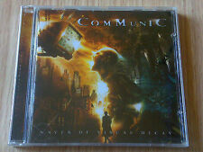 COMMUNIC - WAVES OF VISUAL DECAY - CD SIGILLATO (SEALED)