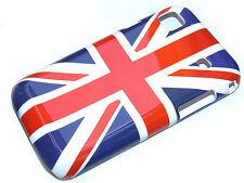 Custodia pvc cover case SAMSUNG i9000 GALAXY S i9001 S PLUS flag UK INGHILTERRA