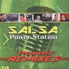 SALSA POWER Luis Enrique LALO RODRIGUEZ Tito Rojas FRANKIE RUIZ bailando LATIN