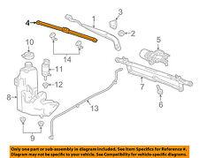 GM OEM-Wiper Blade 23117448