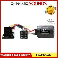 CTSRN003 Alpine Stereo Steering Stalk Control Adaptor For RENAULT Clio, Kangoo