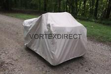 NEW EXTRA LARGE VORTEX HEAVY DUTY ATV QUAD COVER, BEIGE/TAN, FREE FAST SHIPPING!