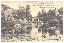 CPA 22 - (Côtes d'Armor) - 1295. Un coin de la Vallée des Ponts-Neufs