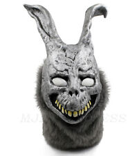 Deluxe Donnie Darko Overhead Latex Mask Frank the Bunny Rabbit Horror Mask