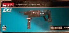 "Makita XRH04Z XAG 7/8"" 18 V LXT Lithium-Ion SDS Rotary Hammer (Tool Only) New"