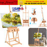 French Easel Art Wooden Sketch Box Portable Artist Painters Tripod Stand Display