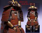 Japan Antique Edo O-sode Yoroi kabuto set koshirae armor katana samurai Busho