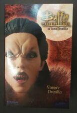 """Sideshow Exclusive Buffy The Vampire Drusilla Rare12"""" Tv Figure"""